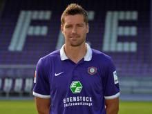 Ronny König wird nicht mehr für den FC Erzgebirge Aue spielen
