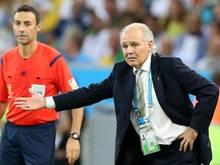Alejandro Sabella hört auf als argentinischer Nationaltrainer.