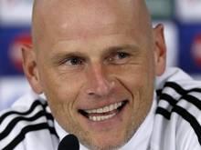 Kopenhagens Trainer Stale Solbakken hat Respekt vor Bayer Leverkusen