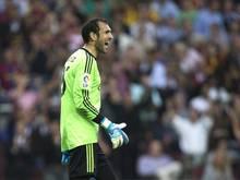 Diego López wechselt zum AC Mailand
