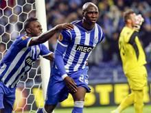 Eliaquim Mangala (M.) verlässt Porto und wechselt nachManchester