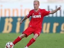 Sascha Bigalke verlässt Köln. Foto: Thomas Frey