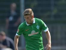 Martin Kobylanski wechselt für ein Jahr auf Leihbasis nach Berlin. Foto: Carmen Jaspersen