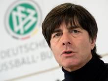 Joachim Löw muss einen neuen Kapitän bestimmen. Foto: Sven Hoppe