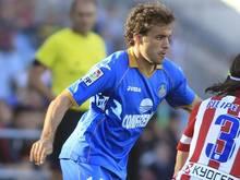 Pedro León hat Hannover 96 in seinen Streit mit dem FCGetafe gezogen