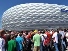 In der Allianz-Arena in München werden bei der EM 2020 drei Vorrundenspiele und ein Viertelfinale stattfinden