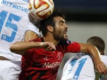 Der FC Sevilla und NK Rijeka trennten sich 2:2. Foto: Antonio Bat