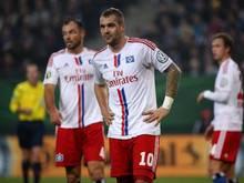 Der Hamburger SV hatte keine Chance gegen die übermächtigen Bayern