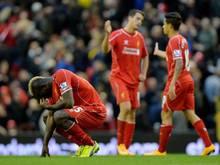 Der FC Liverpool steckt in der Krise
