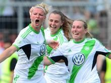 Noelle Maritz (M) hat ihren Vertrag mit dem VfL verlängert