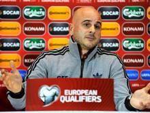 Temur Ketsbaia ist nicht mehr Trainer der georgischen Nationalmannschaft. Foto: Bartlomiej Zborowski