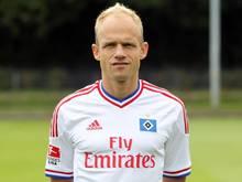 David Jarolim wird am 28. März 2015 noch einmal für den HSV auflaufen