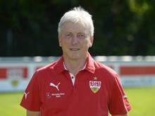 Armin Reutershahn übernimmt interimsmäßig beim VfB den Trainerstuhl