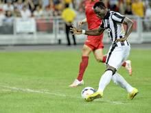 Kwadwo Asamoah wird Juve lange fehlen