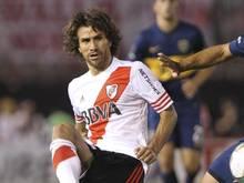 River Plate hat mit zwei Punkten Abstand auf Racing noch Chancen auf den Titel