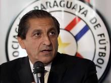 Der Argentinier Ramon Diaz ist neuer Nationaltrainer Paraguays