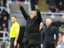 José Mourinho ärgerte sich über einen Balljungen
