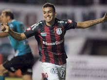 Angel Correa trägt künftig das Trikot von Atlético Madrid