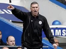 Leicester Citys Trainer Nigel Pearson soll einen Fan beleidigt haben