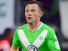 Ivica Olic kehrte wieder ins Wolfsburger Training zurück