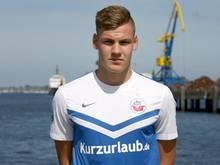 Max Christiansen kommt aus Rostock nach Ingolstadt