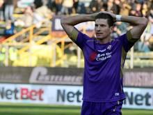 Mario Gomez hatte gegen den FC Parma einen Elfmeter verschossen