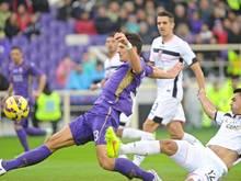 Mario Gomez spielte 90 Minuten durch