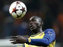 Yaya Sanogo geht auf Leihbasis zu Crystal Palace