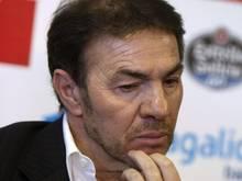 Trainer Abel Resino soll den spanischen Erstligisten FCGranada ein zweites Mal vor dem drohenden Abstieg retten. Foto: Salvador Sas