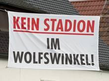 Die Gegner des Stadionneubaus in Freiburg wollen trotz des Bürgervotums nicht aufgeben. Foto: Patrick Seeger