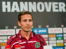 Joao Pereira möchte gerne sein Bundesliga-Debüt feiern. Foto: Julian Stratenschulte