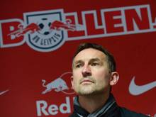 Achim Beierlorzer übernimmt bis zum Saisonende den Trainerposten beim RB Leipzig