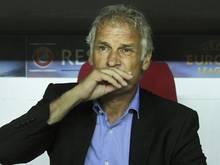 Trainer Fred Rutten wird Feyenoord am Saisonende verlassen