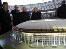 Das WM-Finale 2018 wird im Moskauer Luzhniki-Stadion ausgetragen