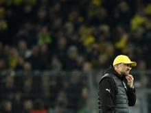 BVB-Trainer Jürgen Klopp hofft auf den Erfolg im DFB-Pokal
