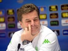Dieter Hecking will mit seinem VfL den DFB-Pokal holen