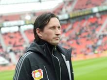 Personell kann Leverkusens Trainer Roger Schmidt gegen Bayern München aus dem Vollen schöpfen