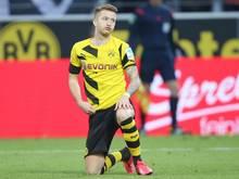 Marco Reus ist nicht im Dortmunder Kader