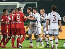 Leverkusen verlangte den Bayern alles ab