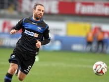 Mittelfeldspieler Alban Meha wird dem SC Paderborn vorerst fehlen