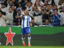 Beim 3:1-Sieg Portos gegen den FC Bayern München war Ricardo Quaresma der entscheidende Mann