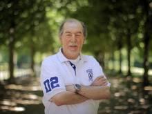 Jürgen Grabowski ist noch sauer wegen des Streits mit Marco Russ