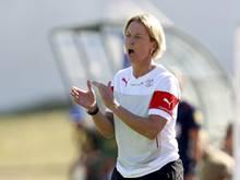 Martina Voss-Tecklenburg hat ihren Kader für das Spiel gegen die DFB-Frauen benannt
