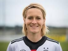 Der Einsatz von Saskia Bartusiak im Champions-League-Finale ist noch unsicher