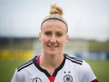 Anja Mittag steht derzeit noch beim schwedischen Club FCRosengard unter Vertrag