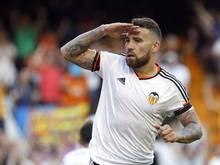 Valencia befindet sich weiter auf Champions-League-Kurs