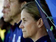 Jill Ellis ist die Trainerin der US-Frauen