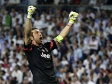Gianluigi Buffon hat mit Juventus Turin die Chance im Finale der Champions League zu gewinnen