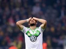 Wolfsburgs Daniel Caligiuri wurde von Antonio Conte nicht nominiert