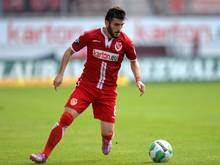 Fanol Perdedaj geht zum FSV Frankfurt
